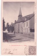 20-Pellouailles-les-Vignes - L'Eglise - Cliché Mme Frédéric Lemée - France