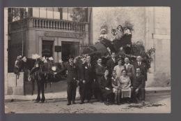 CPA INDRE ET LOIRE (37) - Carte Photo - Souvenir De Saint-Pierre Beaulieu Près Loches 1928 Chaussures F. Lecoeur ? - Zonder Classificatie