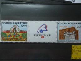 Cote D´ivoire 832A En Neuf - Ivoorkust (1960-...)