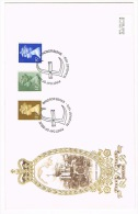 RB 1076 - 1979 FDC First Day Cover - 11 1/2p 13p & 15p Machins Windsor Postmark Cat £10+ - FDC