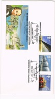 RB 1076 - 1983 Philart FDC First Day Cover - Engineering Achievements - CTH Joint Venture - FDC