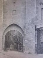 1910 CPA  De MANOSQUE PORTE DE LA SAUNERIE =>BASSES ALPES ALPES DE HAUTE PROVENCE 04 - Manosque
