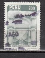 PEROU ° YT N° 806 - Pérou