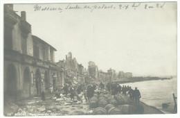 """1908, Terremoto Di Messina - """"Feriti Lungo La Palazzata"""" - Messina"""