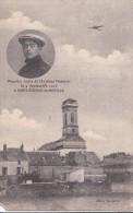 Carte 1912 Première Visite De L'aviateur Maneyrol Le 9 Septembre 1912 à St Etienne De Montluc (avion,aviation) - Saint Etienne De Montluc