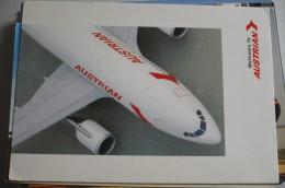 AIRLINES ISSUE / CARTE COMPAGNIE      AUSTRIAN   A 310 - 1946-....: Modern Era