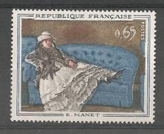 1364** Tableau De Manet - Unused Stamps