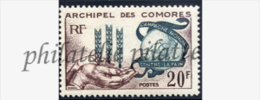 -Comores   26** - Komoren (1950-1975)