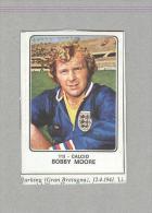 BOBBY MOORE...CALCIO...MUNDIAL....SOCCER..WORLD CUP....FOOTBALL..FIFA - Tarjetas