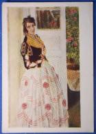2471 Artist Golovin. Spaniard - Paintings
