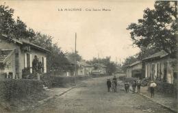 RARE LA MACHINE CITE SAINTE MARIE - La Machine