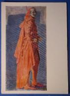 2472 Artist Golovin. Portrait Of Fyodor Chaliapin As Mephistopheles - Opera