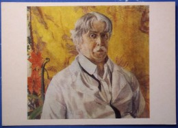 2476 Artist Golovin. Self-Portrait - Paintings