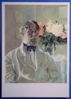 2477 Artist Golovin. Self-Portrait - Paintings