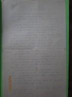 Ordre De Relève 7 Août 1916 - Relève Du 160 ème R.I. Par Le 9 ème Zouave Et Le 1er Mixte - Documentos Históricos