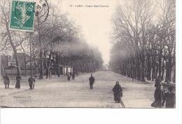 25526 CAEN -cour Sadi Carnot -76 Coll LD - - Caen