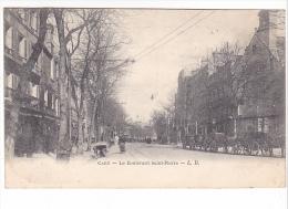 25528 CAEN - Boulevard Saint Pierre - LD  -caleche