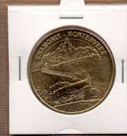 Monnaie De Paris : Chamonix - Le Montenvers - La Loco - 2011 - Monnaie De Paris