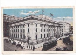 25534 Post Office Seattle - -Puget Sound 16139 -Germaine Le Lecq - Seattle