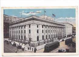 25534 Post Office Seattle - -Puget Sound 16139 -Germaine Le Lecq