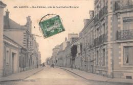 NANTES  - Rue Félibien , Pres La Rue Charles Monselet - Nantes