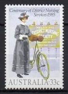 Australie - 1985 - Yvert N° 898 **  - Service D'Infirmières à Domicile - Neufs