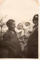 Photo Originale Femme - 2 Femmes Et Leurs Bébés En 1926 - Anonyme Personen