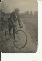 BICYCLE, FAHRRAD --  11 Cm  X  8  Cm - Anonymous Persons