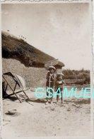 85 – Vendée - Fromentine - La Barre-de-Monts - Photographie Originale  1937 Format 8,5 Cm Par 6 Cm Environ. (voir - Photos