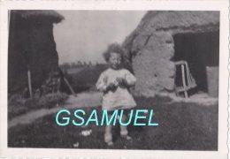 85 – Vendée - Fromentine - La Barre-de-Monts - Photographie Originale  Format 8,5 Cm Par 6 Cm Environ. (voir Scan) - Photos
