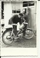 MOTORCYCLE --  12 Cm  X  8  Cm - Unclassified
