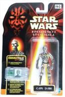 STAR WARS 1995 BLISTER EPISODE I C-3PO D-3BO - Episode I
