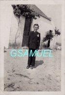 85 – Vendée - Fromentine - La Barre-de-Monts - Photographie Originale 1946 Format 8,5 Cm Par 6 Cm Environ. (voir S - Photos