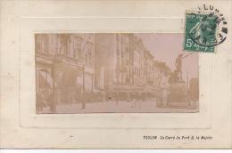 TOULON Le Carré Du Port Et La Mairie - Toulon