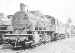 Belgique       Chemin De Fer . Vapeurs Belges (format  14,5x10,5) Dépot De  Haselt. Locomotive - Belgique