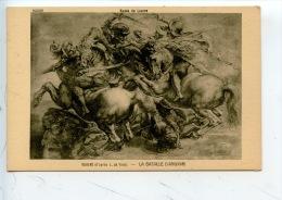 Rubens : D´après Léonard De Vinci - La Bataille D´Anghiari (ed Braun) - Schilderijen