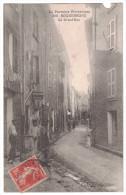 RARE Var 83 - ROQUEBRUNE SUR ARGENS La Grand' Grande Rue Avec Tres Belle Animation Devanture Commerce Serrurerie Cycles - Roquebrune-sur-Argens
