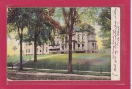AMERIQUE - ETATS-UNIS - CONNECTICUT - MERIDEN- SANTE - HOPITAUX - CITY HOSPITAL - Etats-Unis