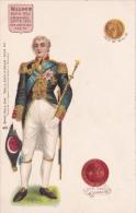 CPA King Of England Roi D' Angleterre Pièce Et Sceau WILLIAM IV Illustrateur - Familles Royales