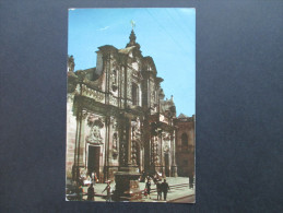AK / Echtfoto 1960er Jahre. Ecuador. Quito. Via Clipper / Lusftpost - Ecuador
