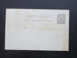 Frankreich Kolonie Martinique Ganzsache / Stationary. Ungebraucht! Mit Flecken!!! - Briefe U. Dokumente