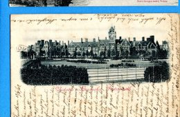 F471, Victoria Barracks , Portsmouth, Circulée 1902 - Portsmouth