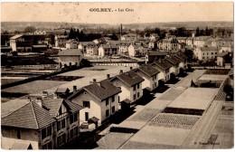 GOLBEY ( 88) 2 CARTES. LES CITES Et VUE GENERALE. - Golbey