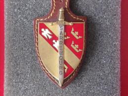"""Insignes Militaire """"CIR2 - Centre D'Instruction"""" -  Military Badges P.V. - - Armée De Terre"""