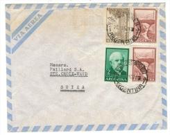 Argentine // Argentina // Lettre Pour La Suisse - Covers & Documents