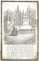 237. MARIA THEREZIA QUESNEY  -  BAELEN 1808 /  GELLICK 1897 - Imágenes Religiosas