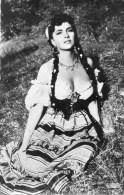 Gina Lollobrigida. - Artiesten