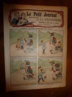 1904 LPJij: :Vraie Histoire Du Royaume Du CARTON; Masque De FER; Fabriquer Des Jouets ;Faire Des Jeux Avec Des Billes; - Journaux - Quotidiens