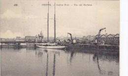 DIEPPE ANCIEN PORT The Old Harbour ( Quai Grue Entrepot  Bateau Voilier ) - Dieppe