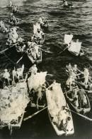Portugal Madere Colporteurs Nautiques Bateau De Croisiere Ancienne Photo 1939 - Boats